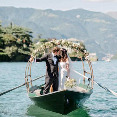 Lucia-wedding-bridal-boat-for-Lake-Como-wedding-and-photoshoot-with-bride-and-groom